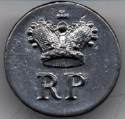 Royal Provincial button