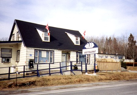 Seascape Restaurant, Port Mouton, Nova Scotia
