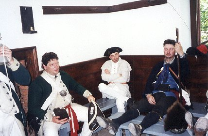 Colonial Williamsburg, 2000